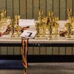 Bundespokal 2015 Ismaning - Siegerehrung / Pokale