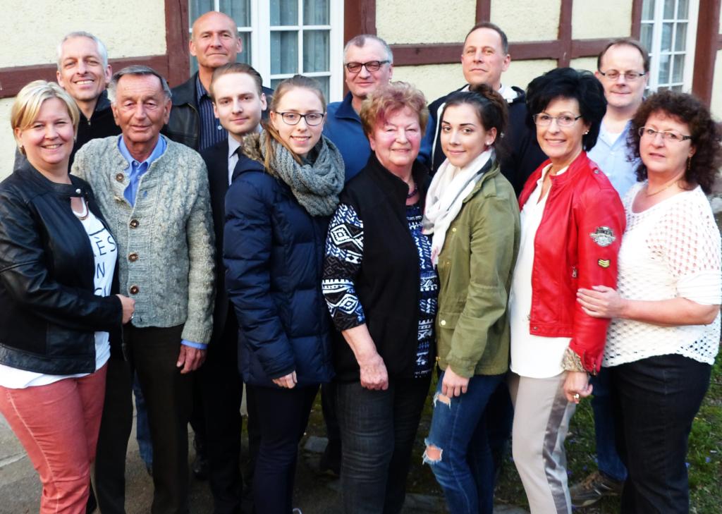 Vortsand und Ausschuss 2016