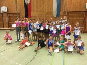 Bayerische Meisterschaft 2018 in Penzberg