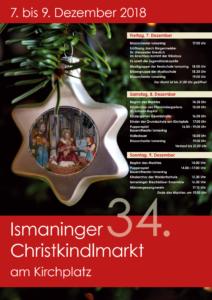 34. Ismaninger Christkindlmarkt